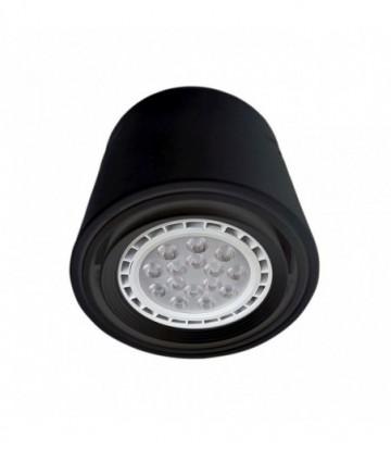 "LAMPA SUFITOWA TUBO BLACK 1xAR111 (BEZ Å»ARÃ""WKI)"