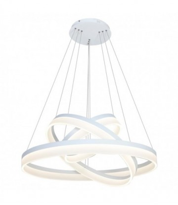 LAMPA WISZĄCA RING 4080 114W LED + PILOT